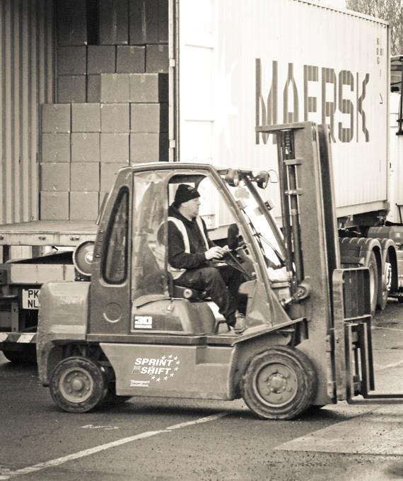 SprintShift-Forklift